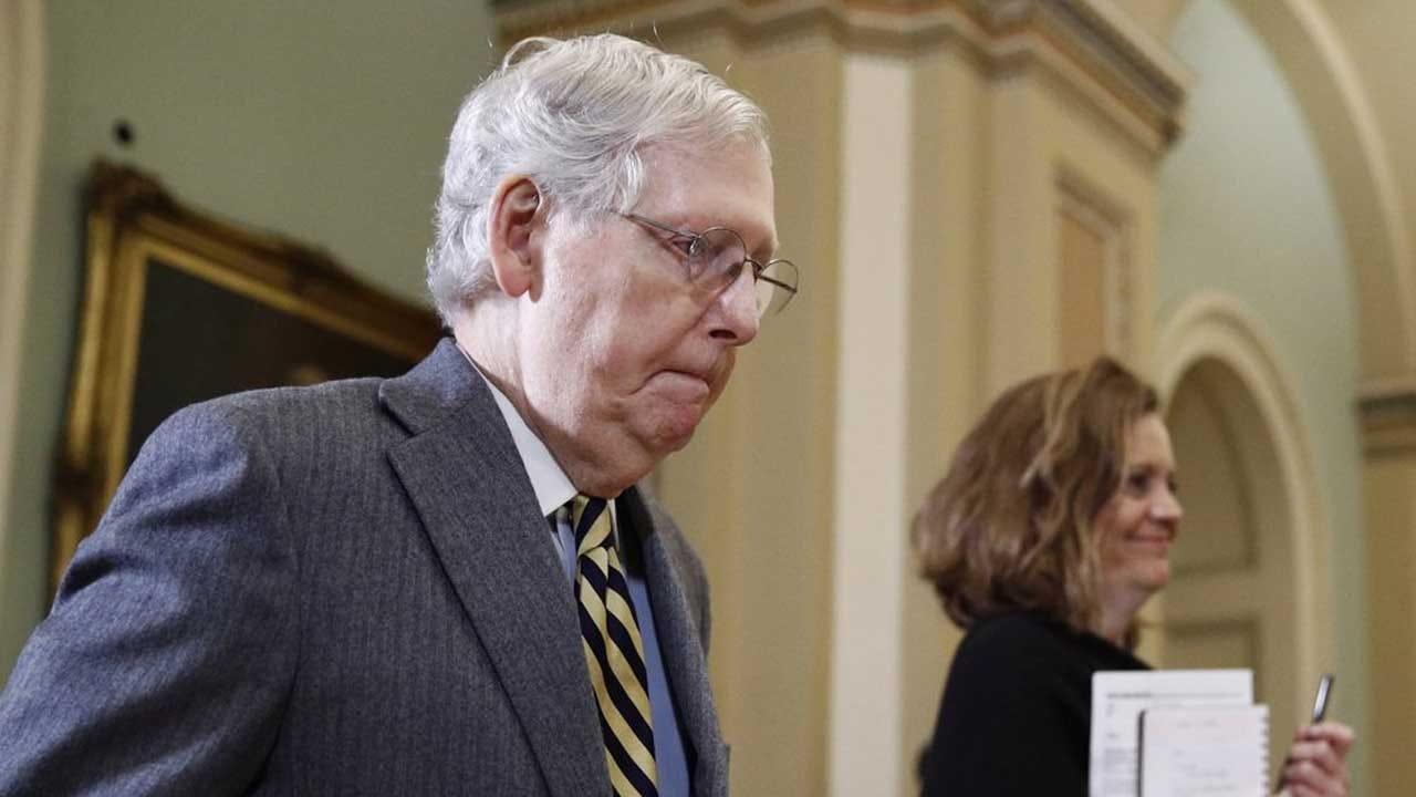 Trump Team Wrapping Up Trial Defense As Senators Mull Bolton