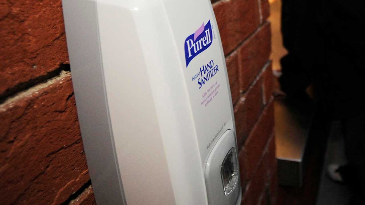 FDA: Purell Sanitizer Doesn't Prevent The Flu — Or Ebola