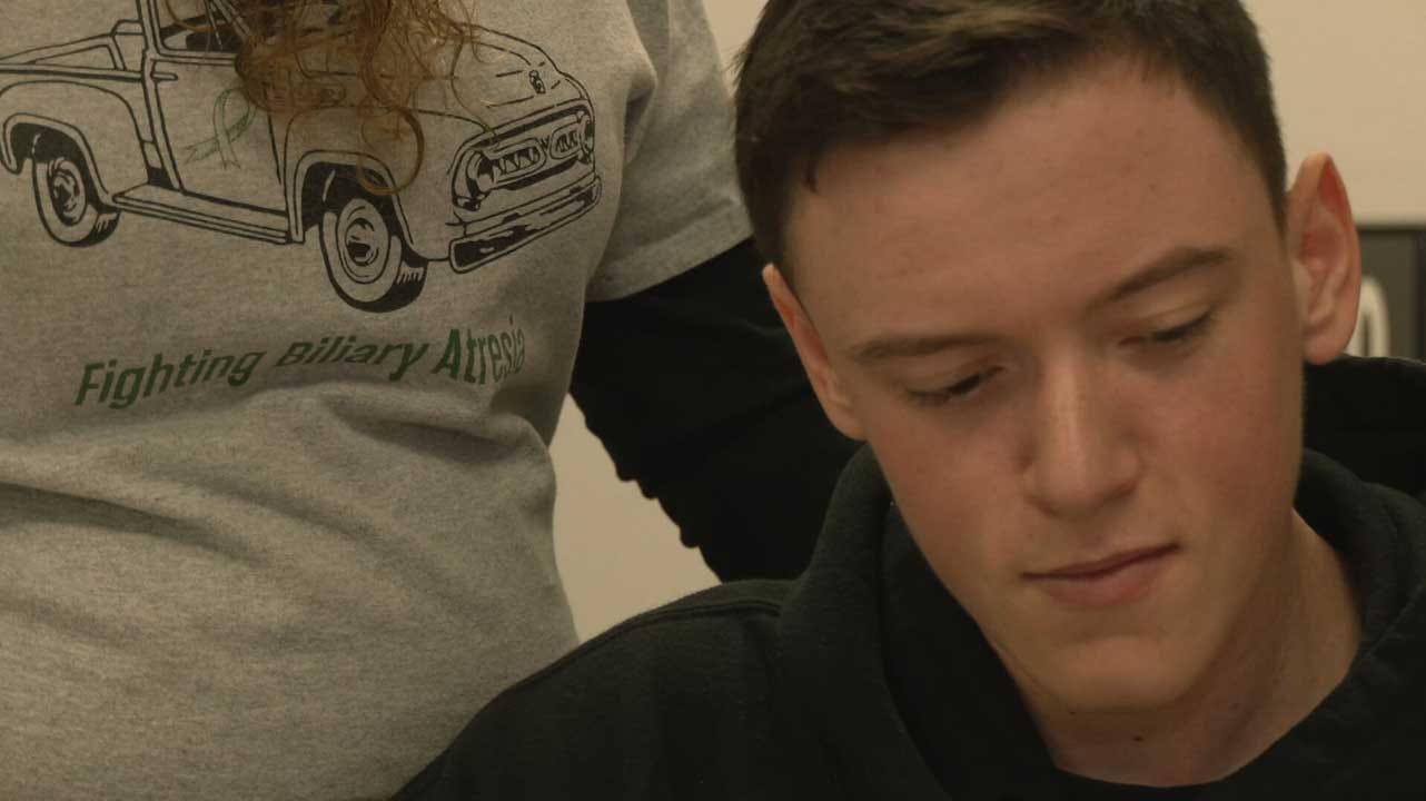 Jones Family Raising Money For Son's Lifesaving Liver Transplant In Houston