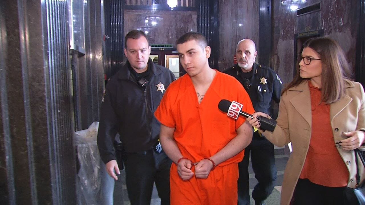 Oklahoma Co. Judge Sentences Convicted Rapist To 380 Years In Prison