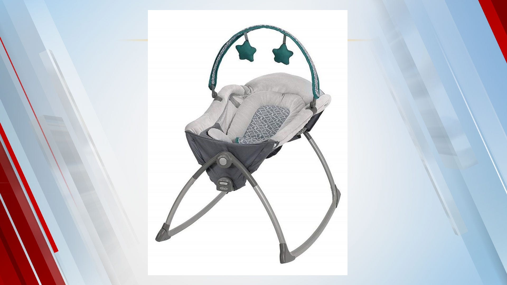 165,000 Infant Sleepers Recalled Because Of Suffocation Risk