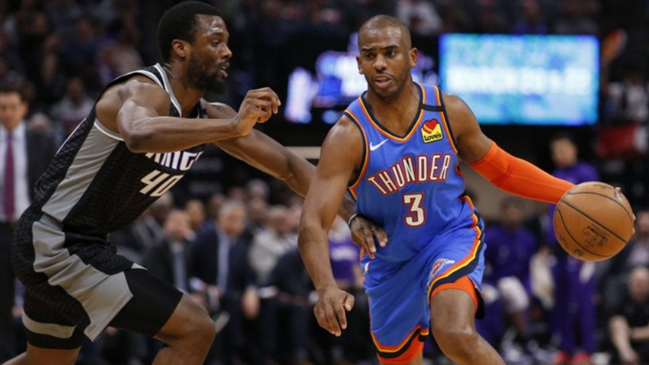 Dort Scores 23 Points, Sparks Thunder Past Kings 120-100