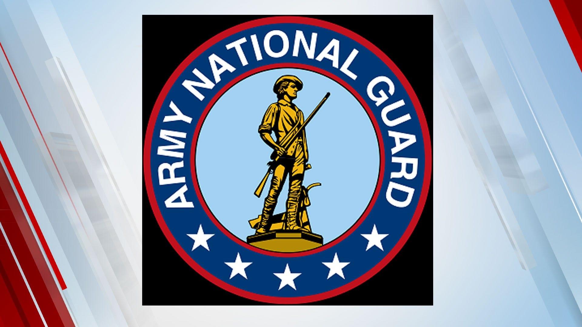 Oklahoma's National Guard Hosts Disaster Training Drill At Metro Tech