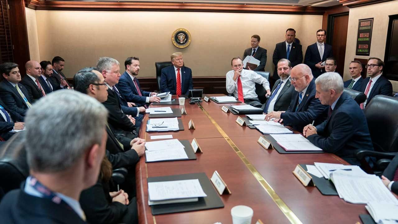 Trump Creates Task Force To Lead US Coronavirus Response