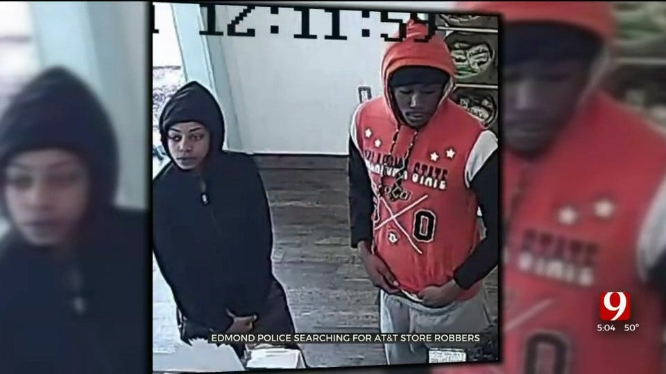 $20K In iPhones Stolen During Armed Robbery, Edmond Police Say