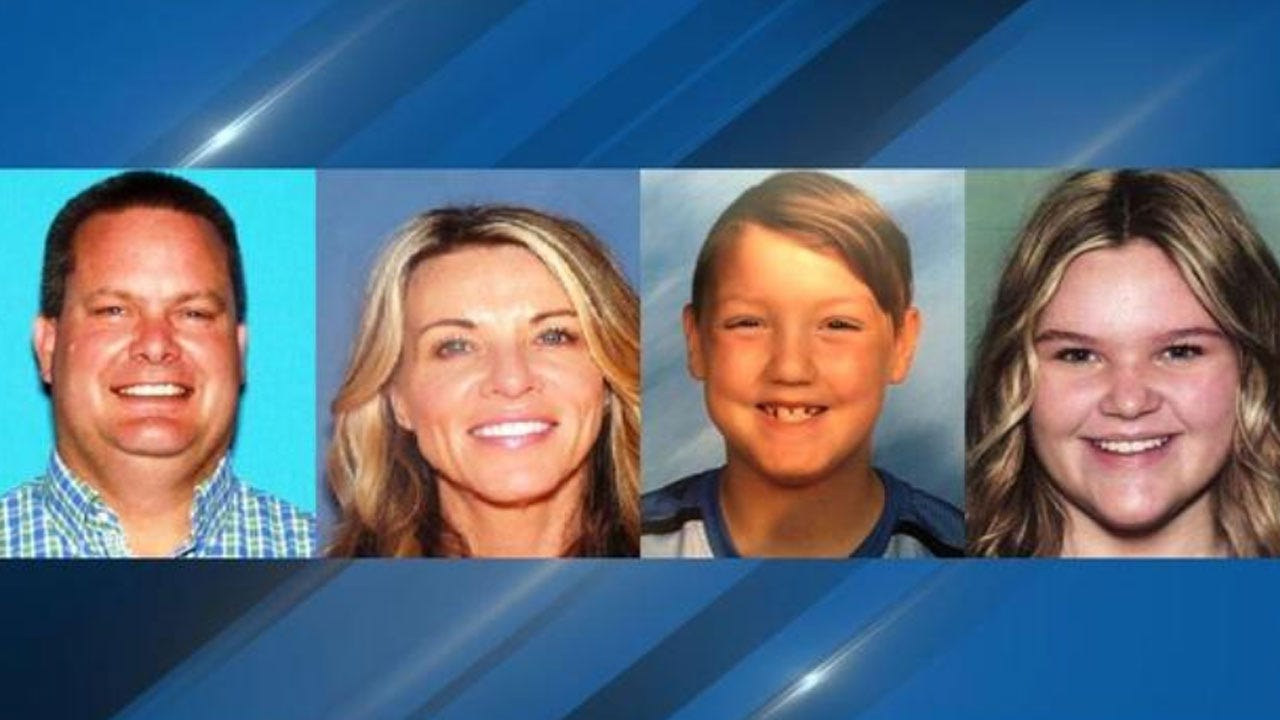 Mom Talked Of Driving Off A Cliff With Children, Missing Girl's Aunt Says