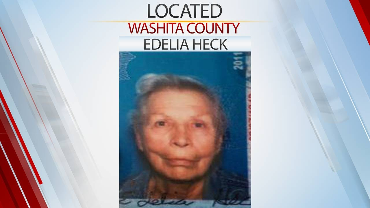 Missing Weatherford Woman Located
