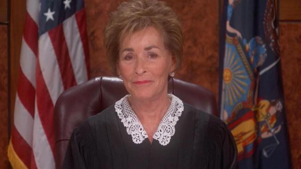 Judge Judy Releases Ad Backing Bloomberg For President