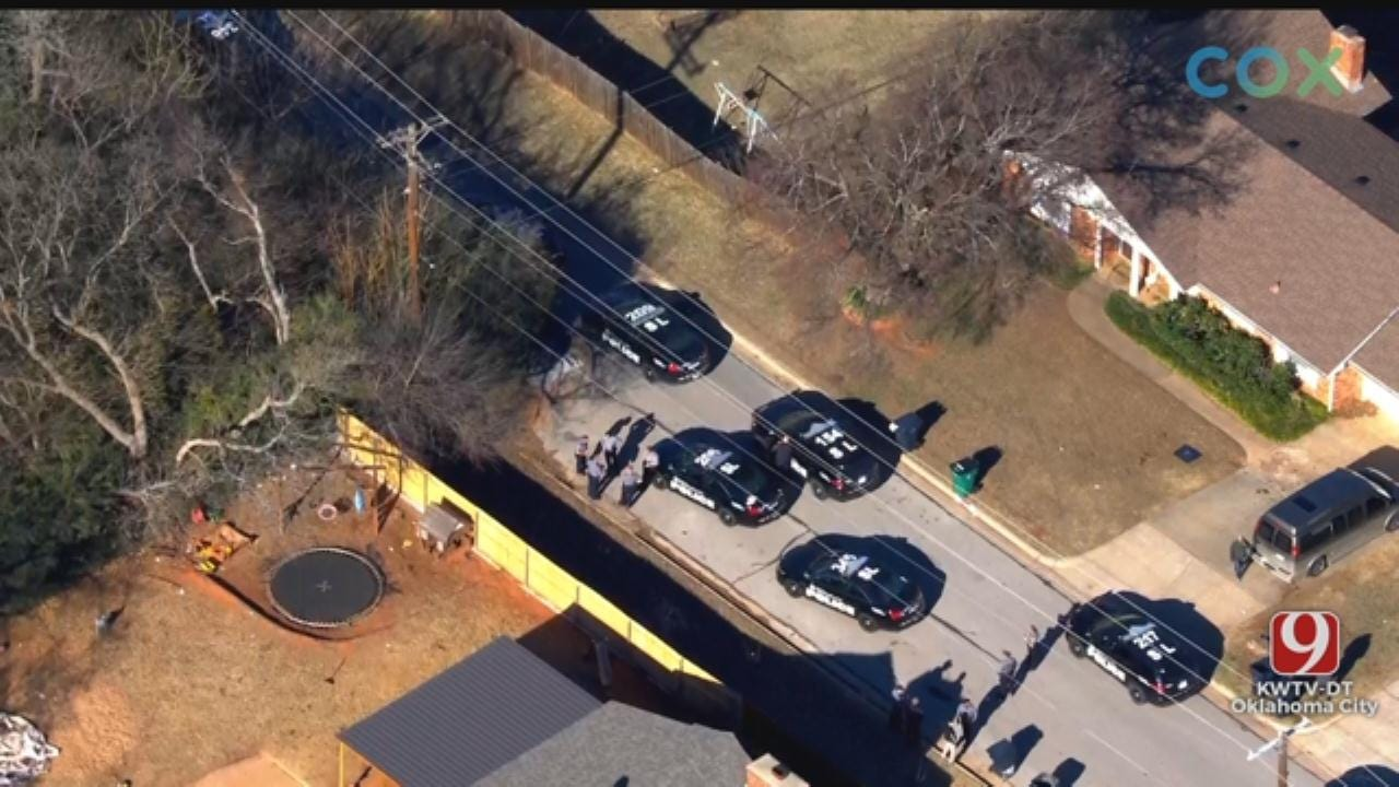 2 Detained After Police Chase In NE OKC