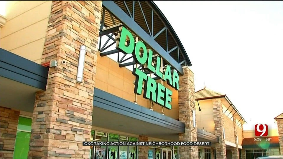City Leaders Approve Healthy Food Requirements For New Dollar Stores In NE OKC