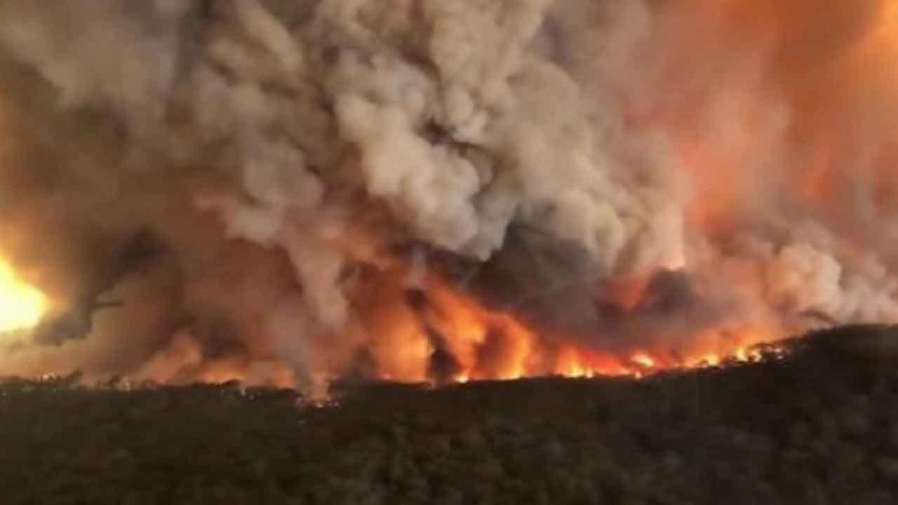 Smoke From Australian Wildfires Will Circle The Entire World, NASA Says