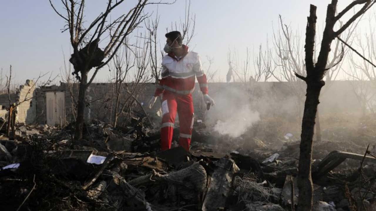 US Blames Iran For Ukrainian Jetliner Downing, Pledges Probe