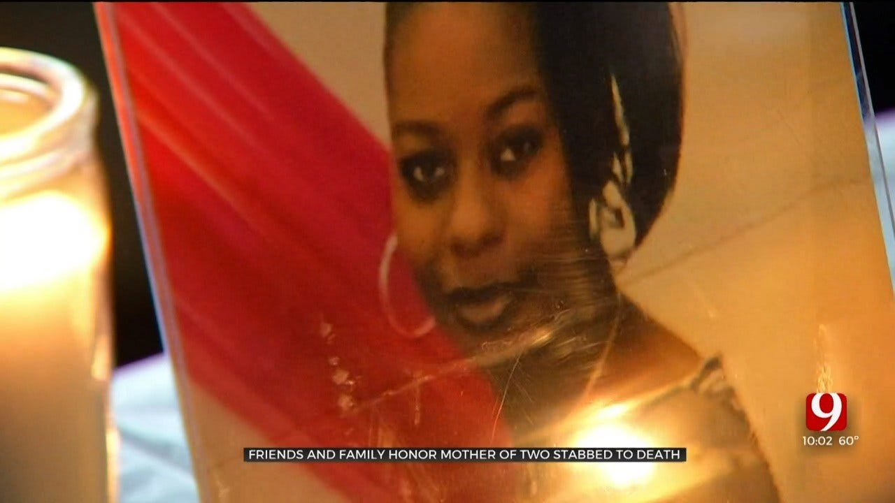 Family, Friends Remember Mother Found Fatally Stabbed Outside Of Hospital