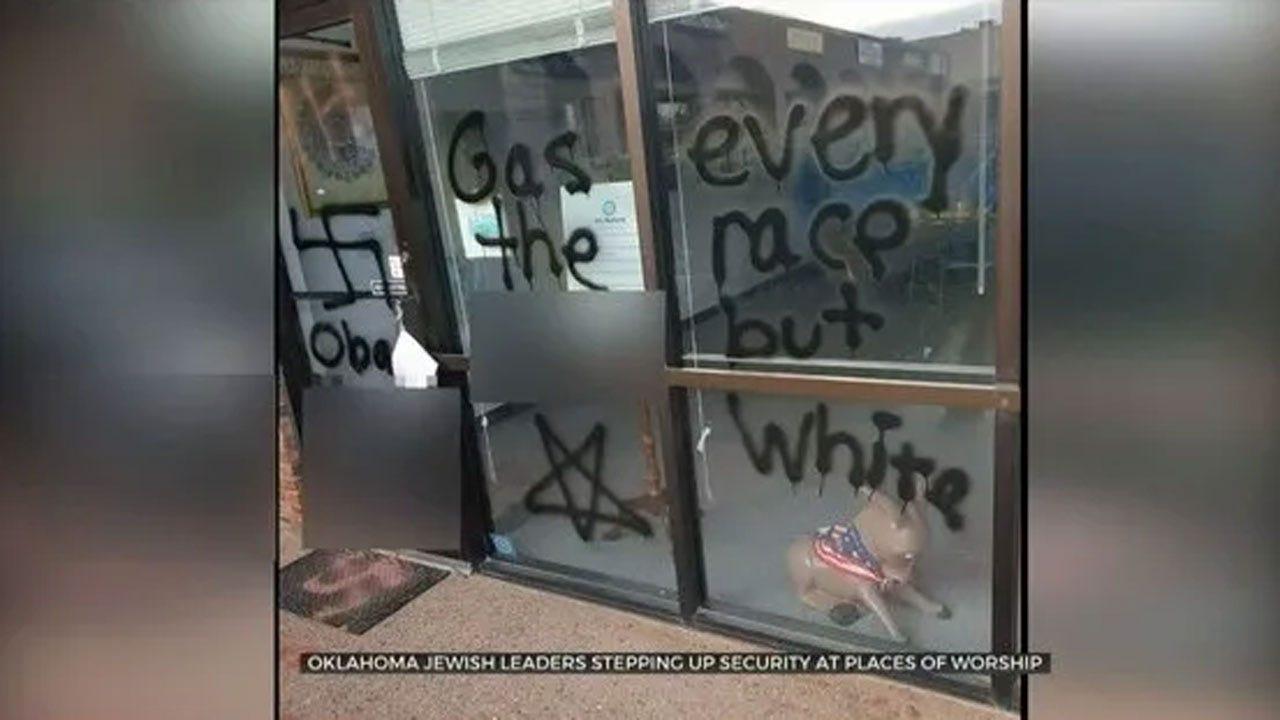 OKC Metro Jewish Community Talks Security In Wake Of Recent Attacks