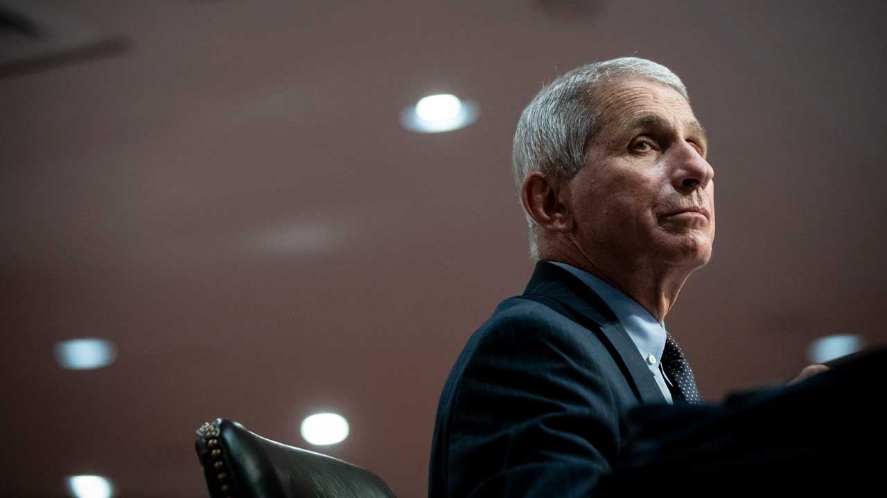 Fauci: 'We Could Start Talking About Real Normality Again' With A Vaccine In 2021
