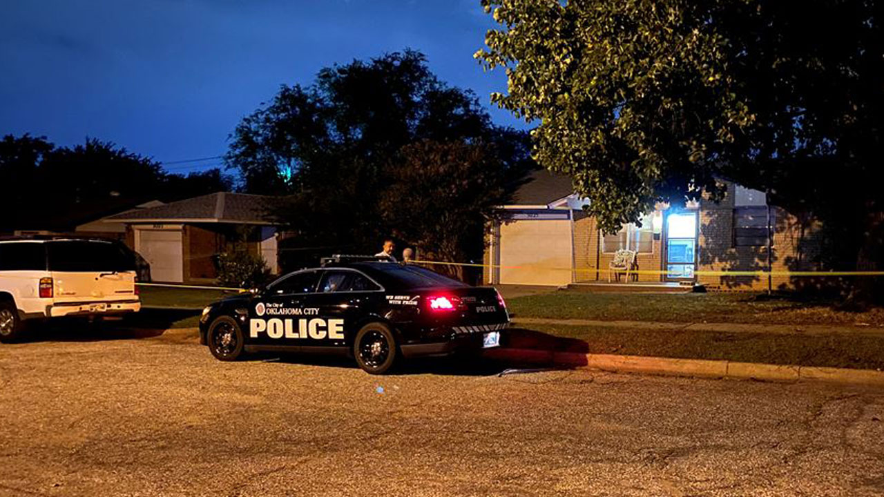 Husband Shot, Killed During Fight Over Gun With Wife In SE OKC