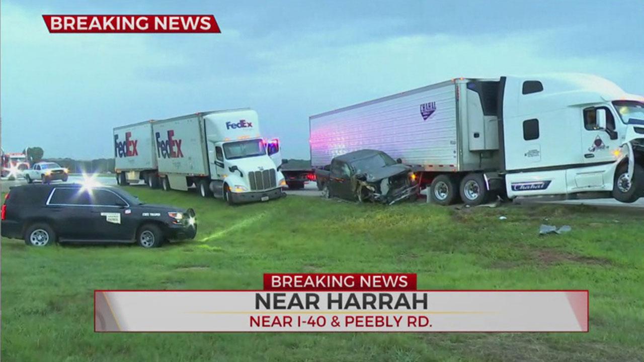 I-40 & Peebly Wreck