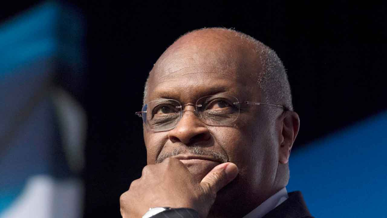 Former Presidential Candidate Herman Cain Hospitalized With COVID-19