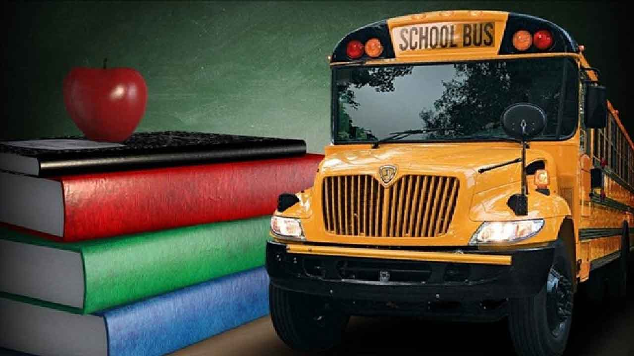 Mustang Public Schools Looking For Bus Drivers