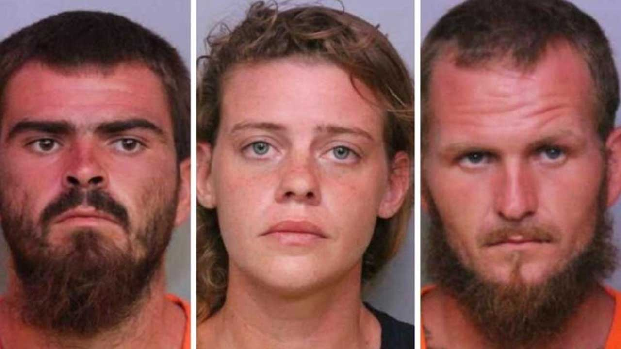 2 Brothers, Girlfriend Arrested In 'Massacre' Of 3 Best Friends On Fishing Trip