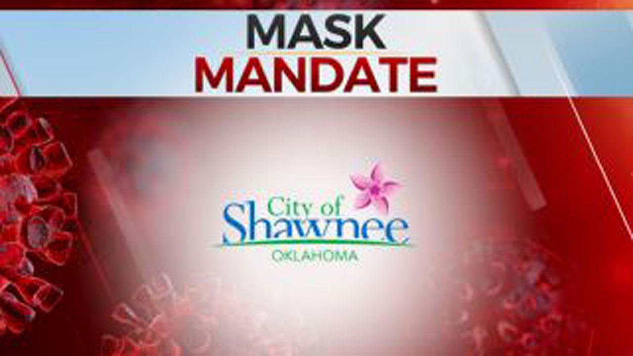 Shawnee Mask Mandate Now In Effect