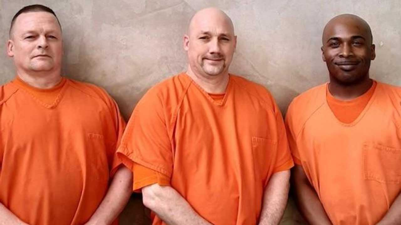 3 Georgia Inmates Help Save Deputy Who Fell Unconscious On The Job