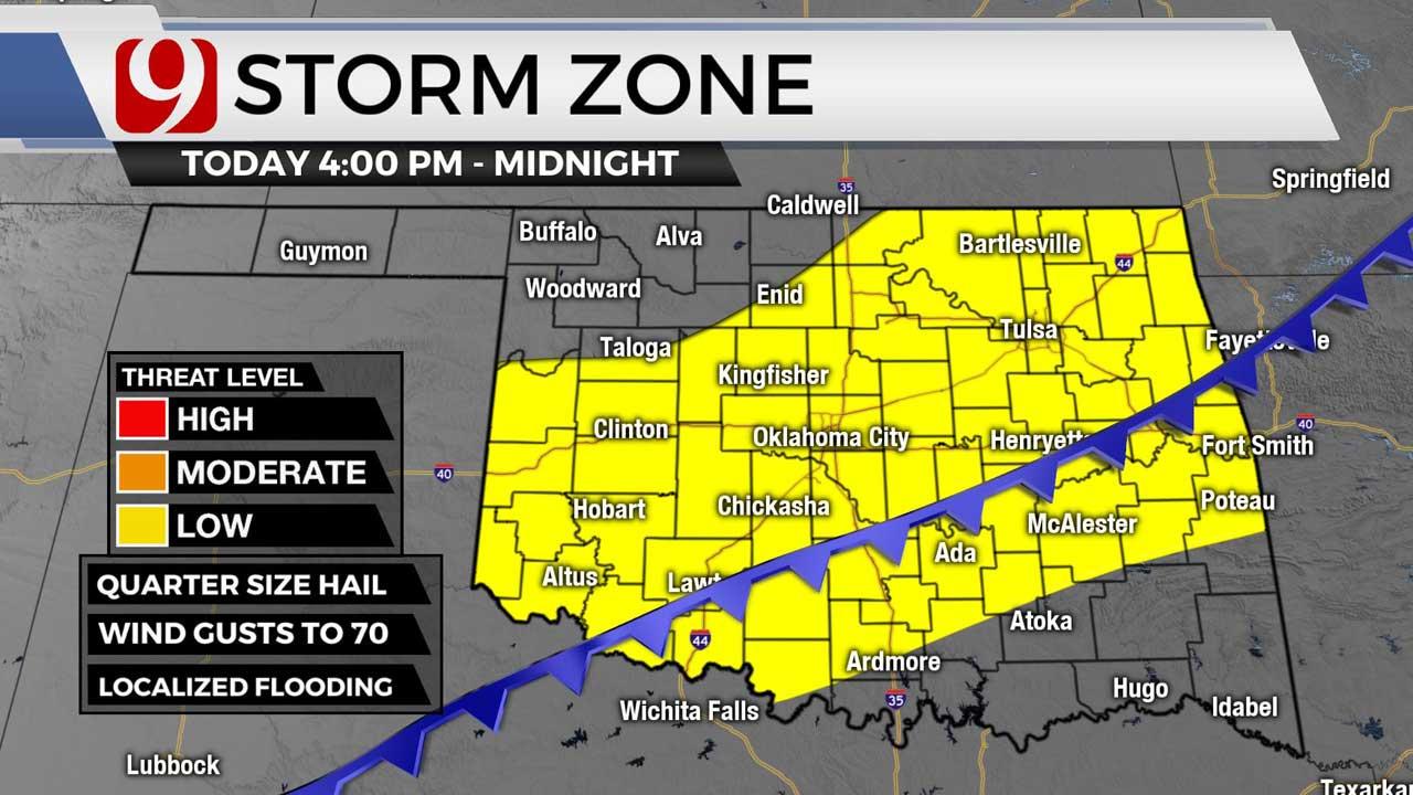 Storm zone 7/30