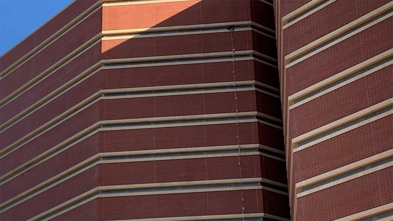 Oklahoma County jail bed sheets escape