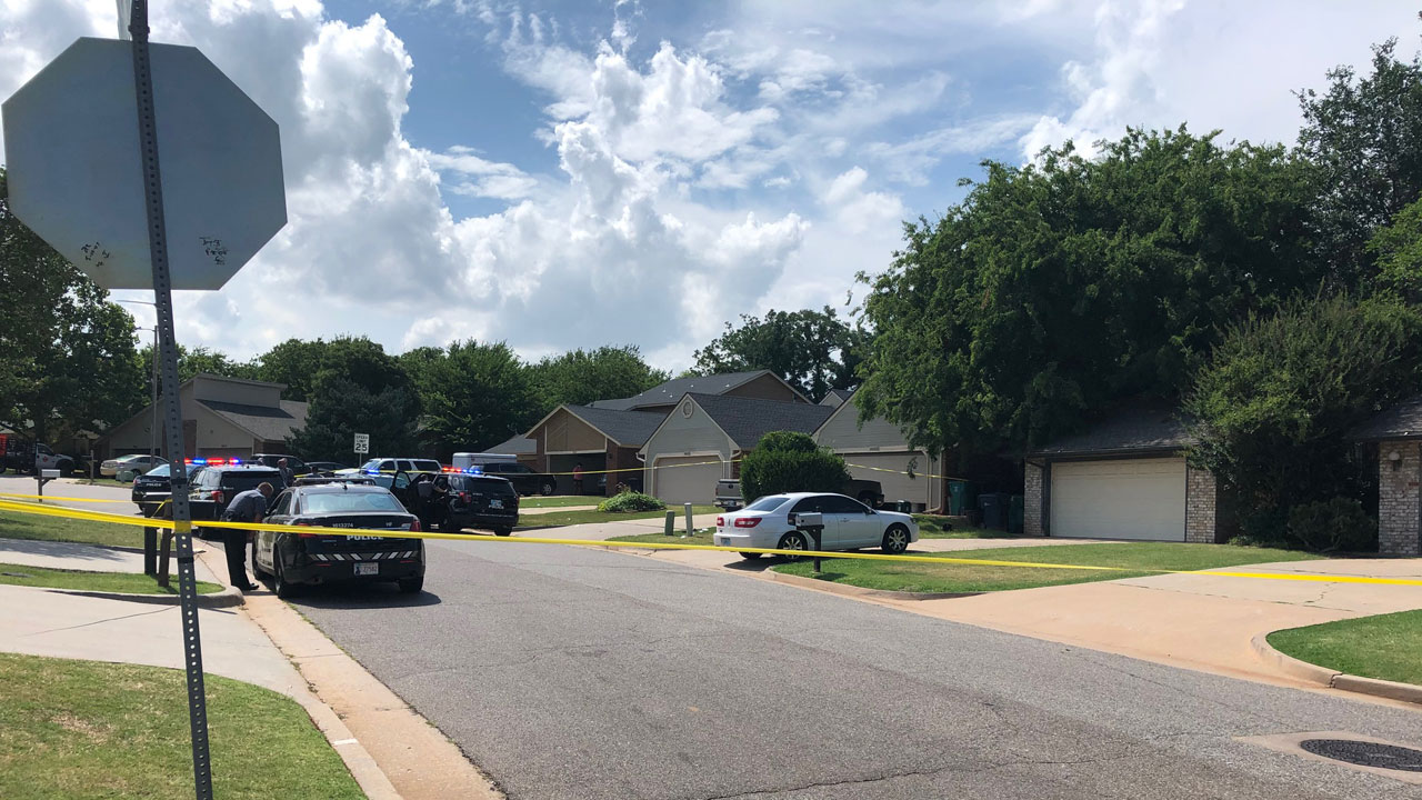 Victim Shot After Attempted Home Invasion In NW OKC