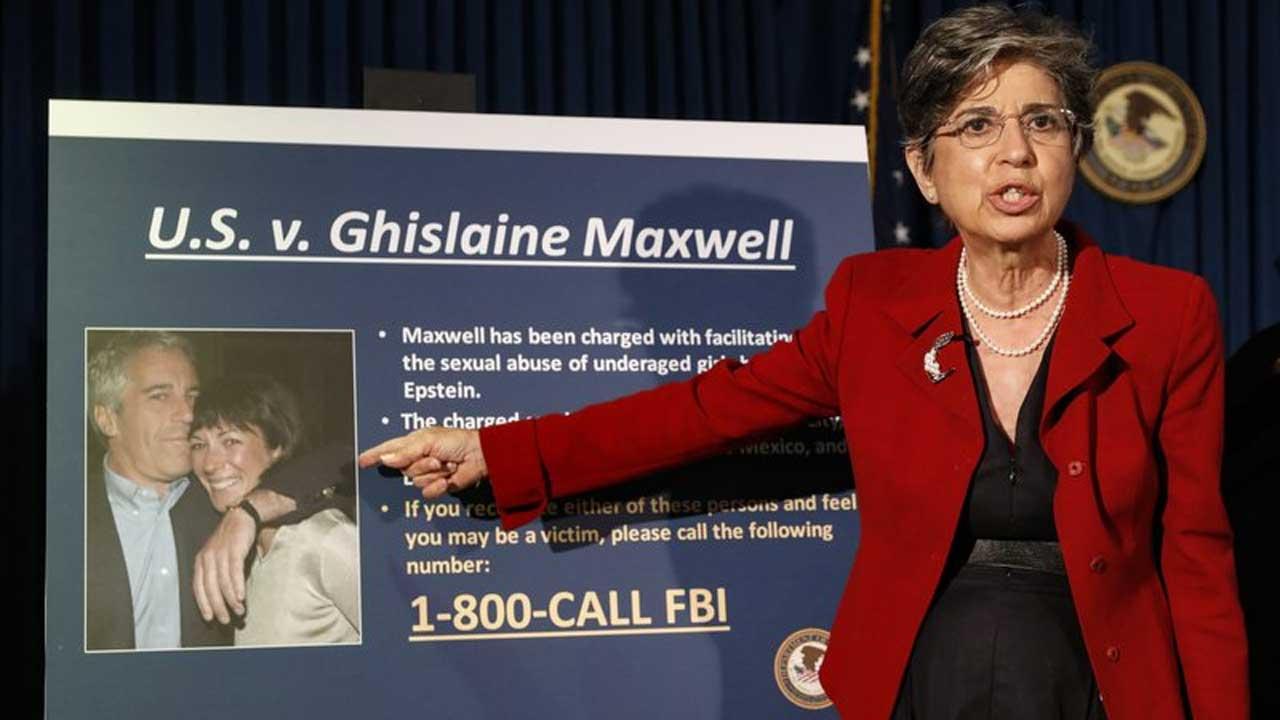 Ex-Jeffrey Epstein Girlfriend Ghislaine Maxwell Seeks $28.5 Million Bail Package