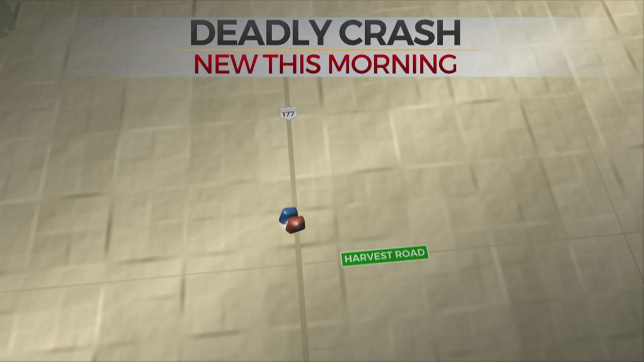 Deadly Crash - Noble