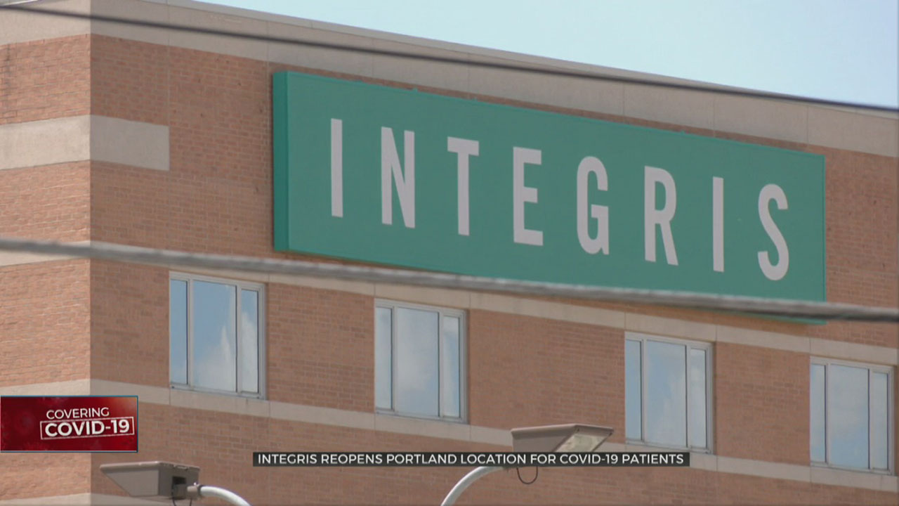 Integris COVID
