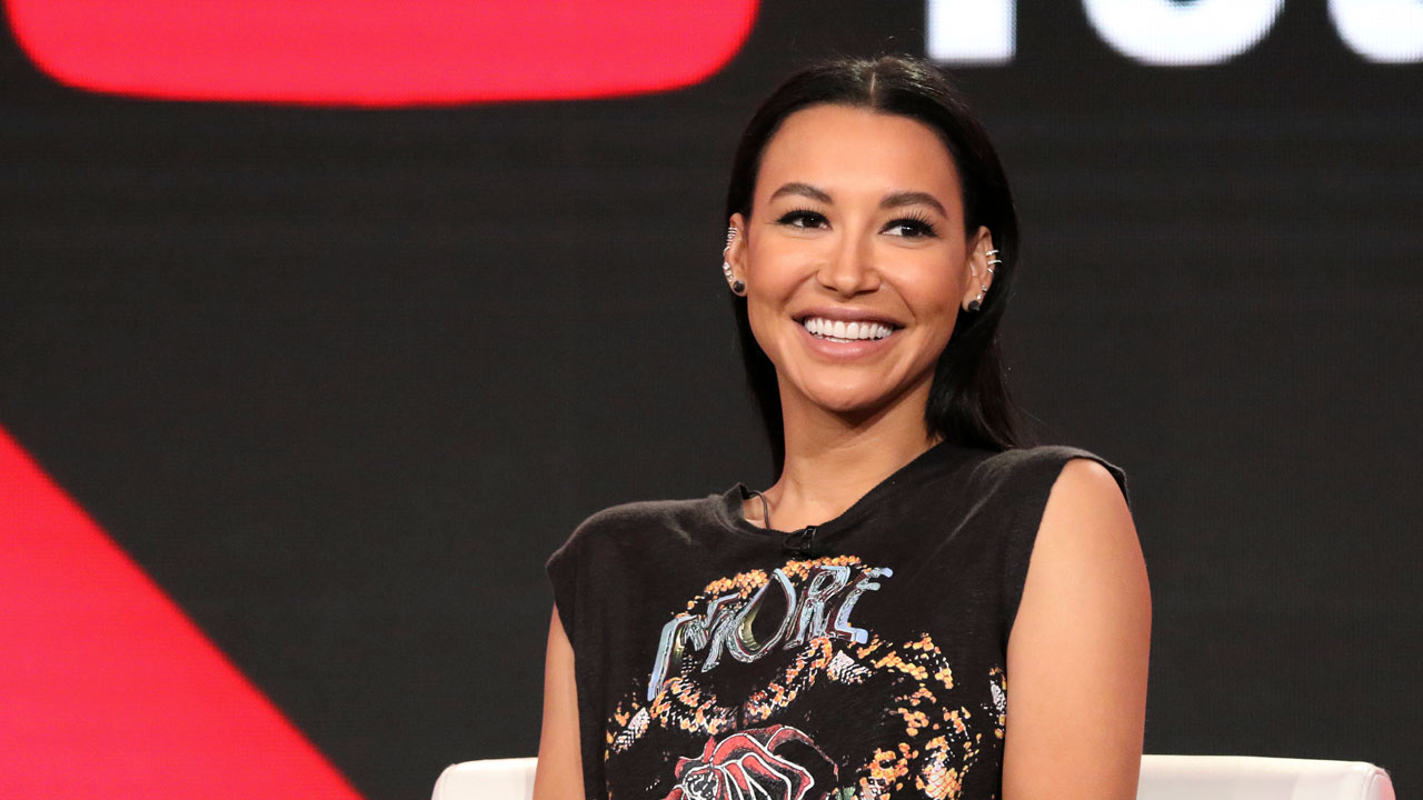 'Glee' Actress Naya Rivera Vanishes On Boat Trip With Young Son