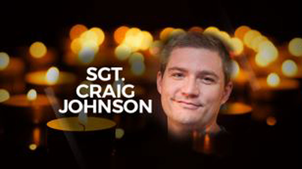 Sgt. Craig Johnson