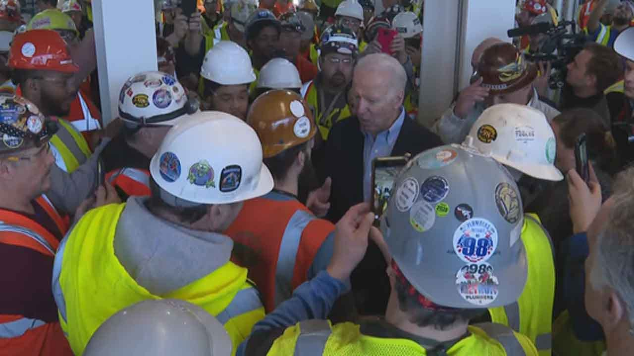 Joe Biden, Accused Of Wanting To End 2nd Amendment, Responds: 'You're Full Of Sh**'