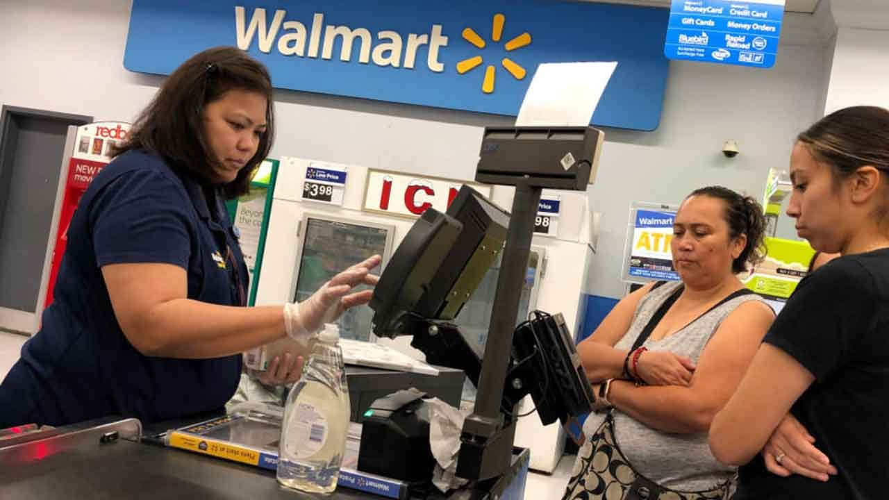 Walmart Responds To Coronavirus With Emergency Leave Policy For Workers