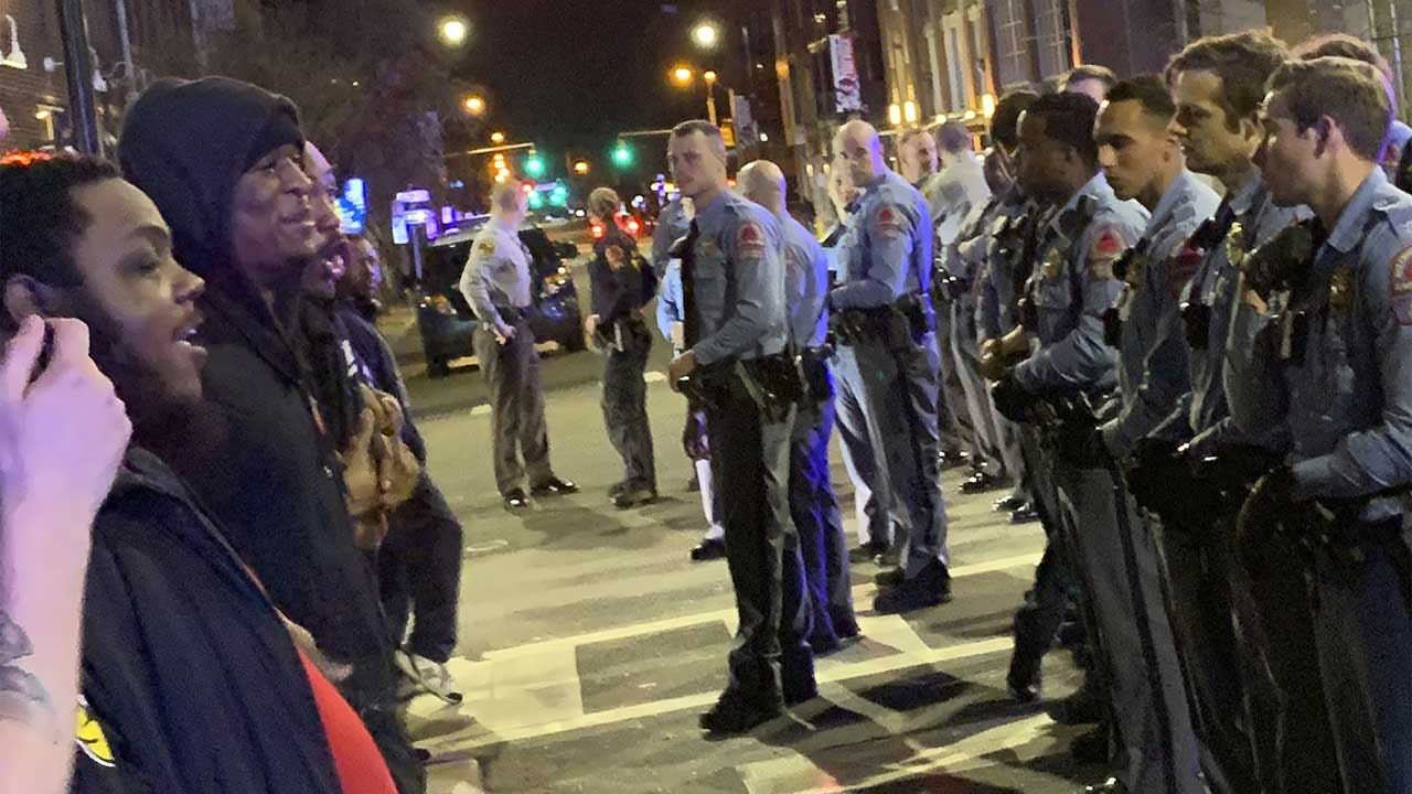 Police Shooting Leads To Tension, Protests In N. Carolina