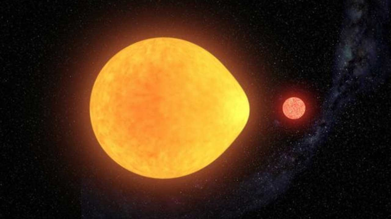 Astronomers Discover First-Of-Its-Kind Pulsating Star Shaped Like A Teardrop