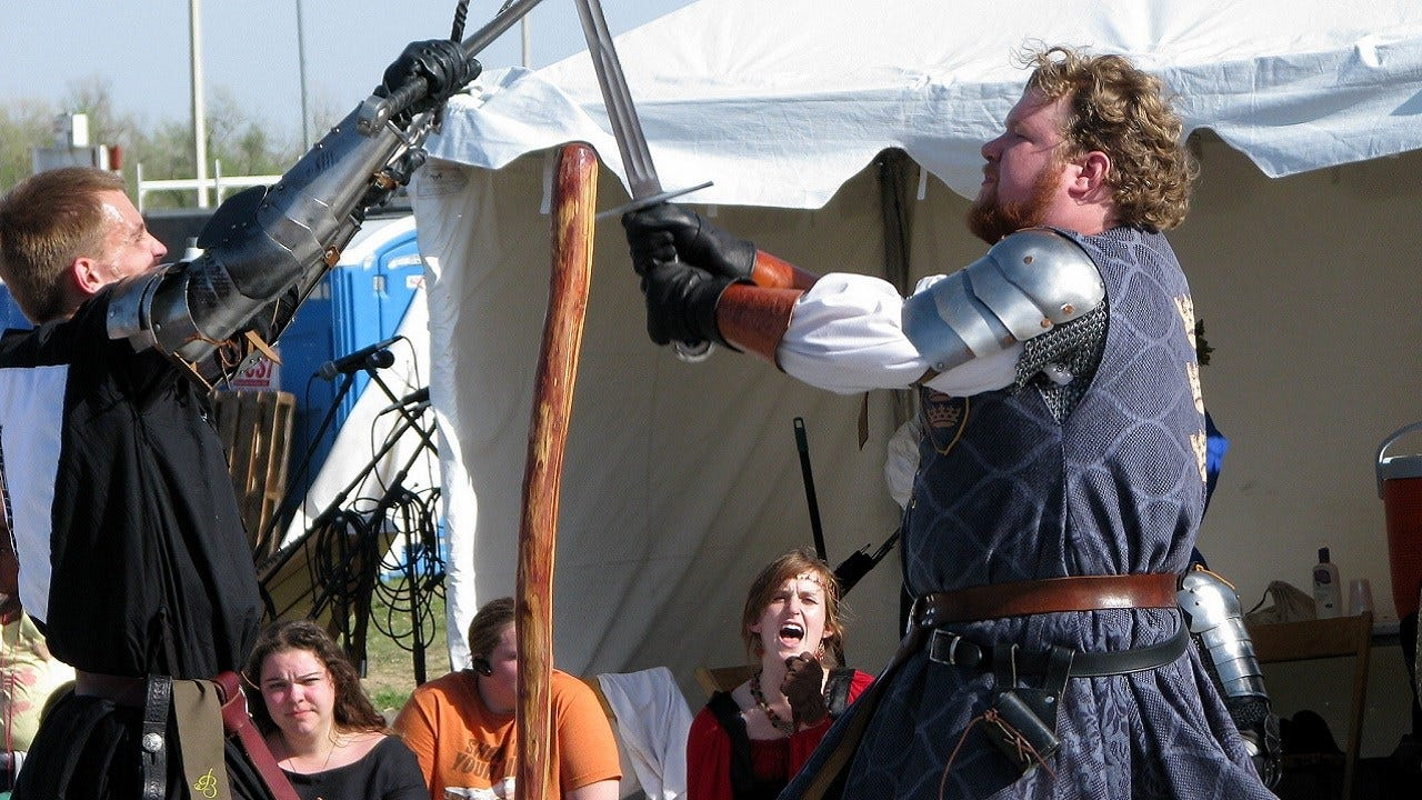 Norman's Annual Medieval Fair Has Been Canceled