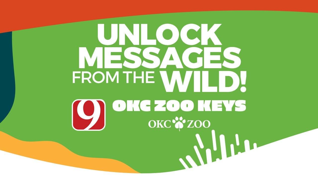 OKC Zoo Keys Unlock Special Recorded Messages