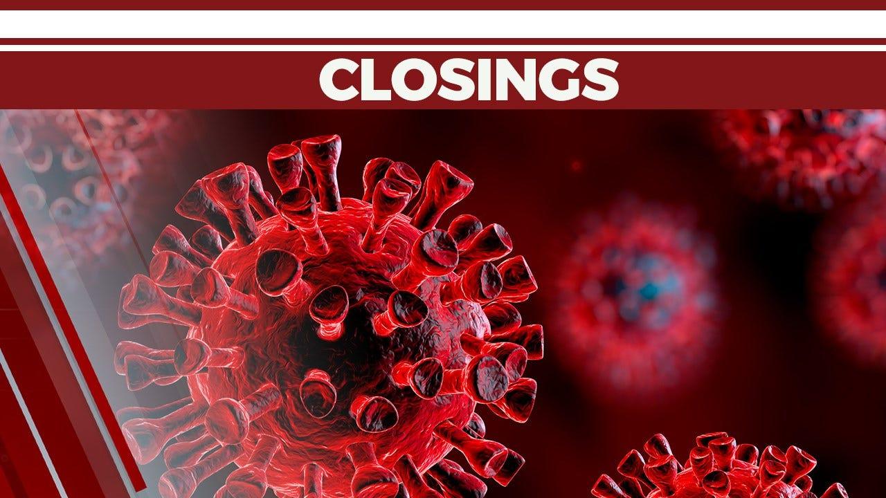 Coronavirus-Related Oklahoma Cancellations, Postponements & Suspensions