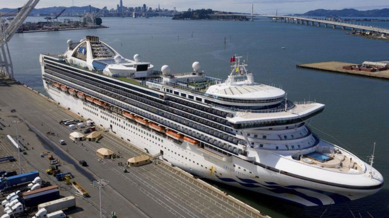 Gov. Stitt: All 26 Oklahomans On Grand Princess Cruise Ship Return Home, To Be Quarantined