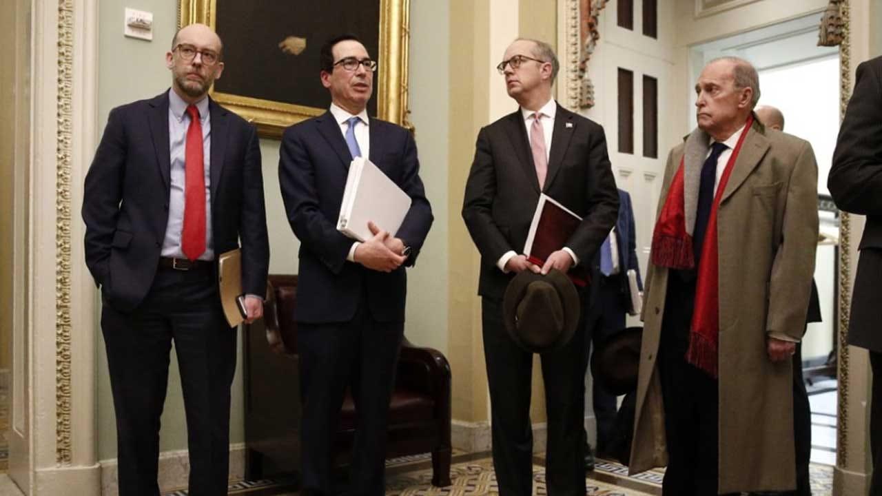 White House Seeks $850B Economic Stimulus Amid Coronavirus (COVID-19) Crisis