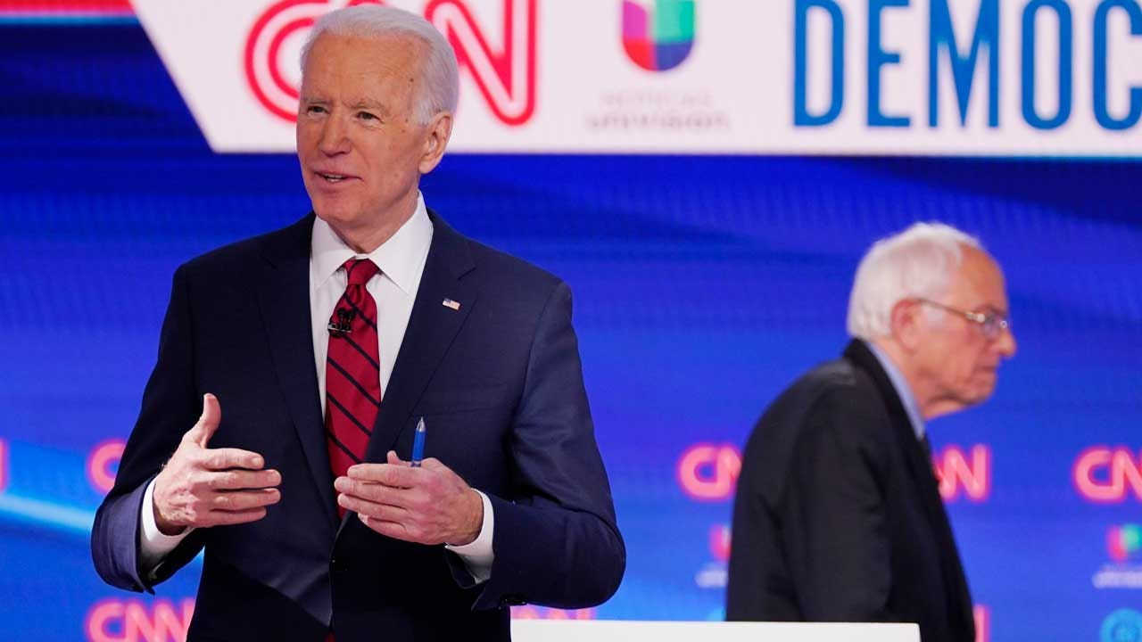 Sanders Reassessing His Campaign After 3 More Big Biden Wins