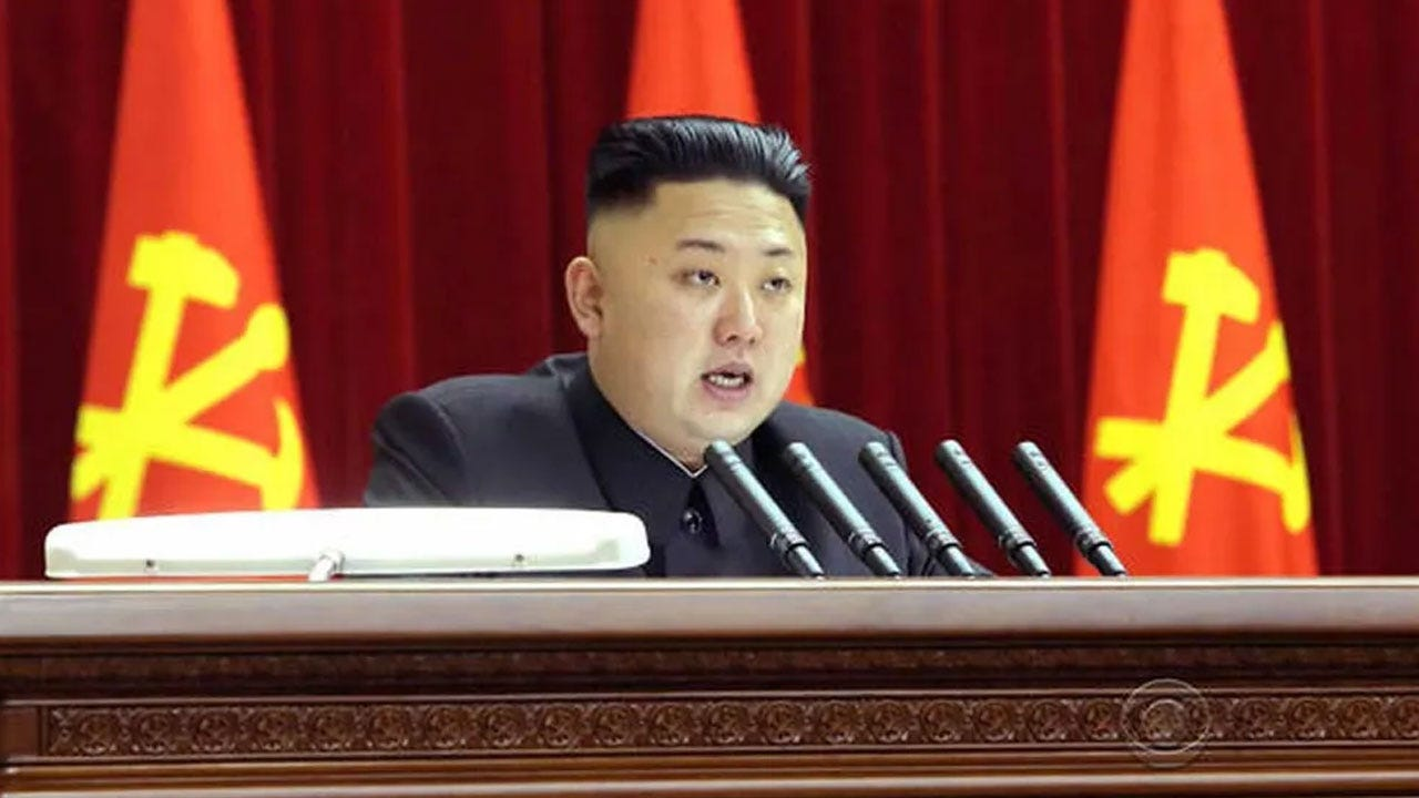 North Korea Fires 2 Projectiles After Long Tests Pause, South Says