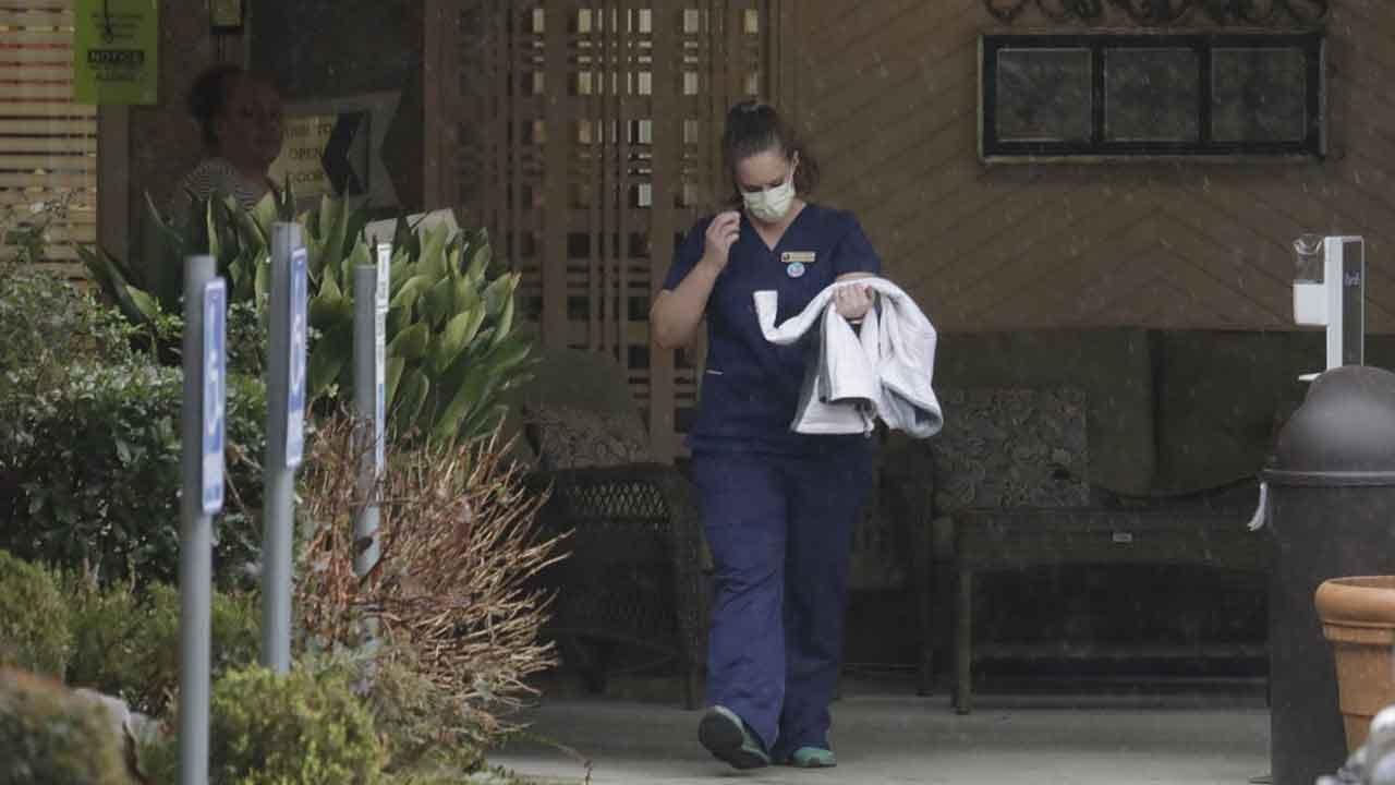 Coronavirus Death Toll Rises To 9 In Washington State