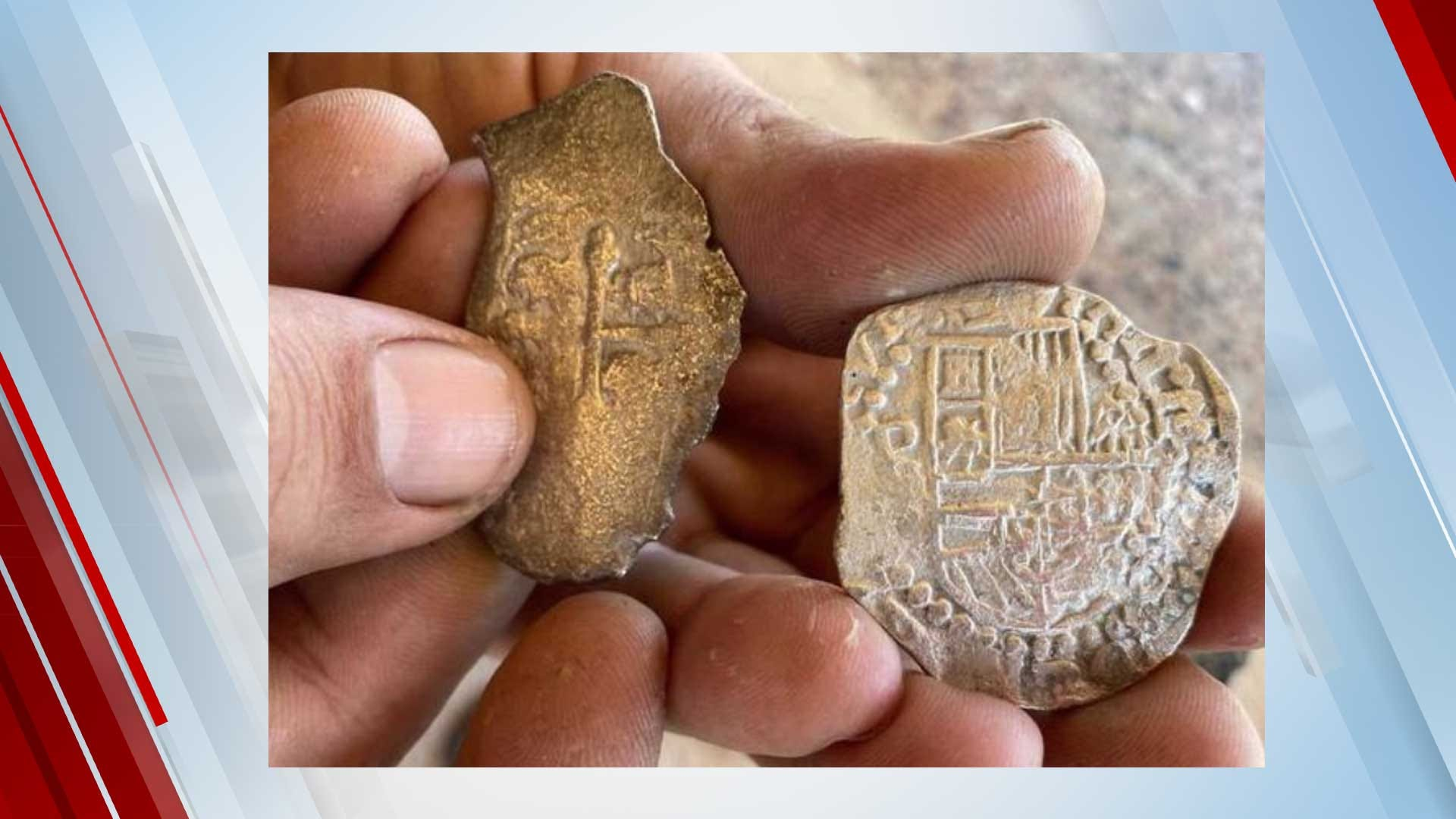 Florida Man Finds Trove Of Valuable Treasures From 1715 Shipwreck