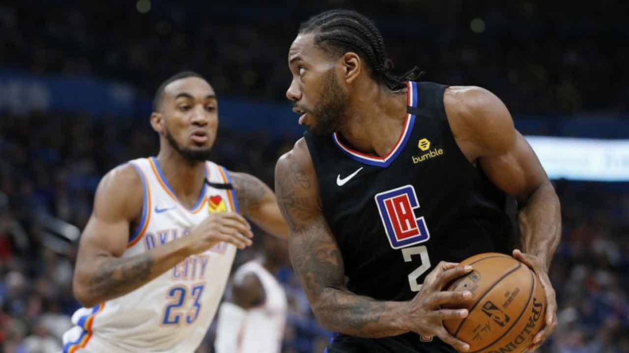 Thunder Crushed By Clippers 109-94