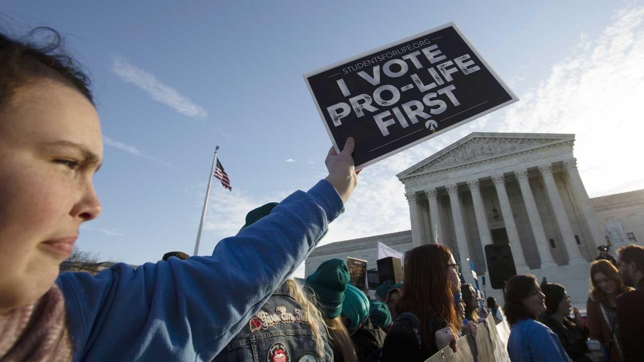 Supreme Court Takes Up 1st Big Abortion Case Of Trump Era