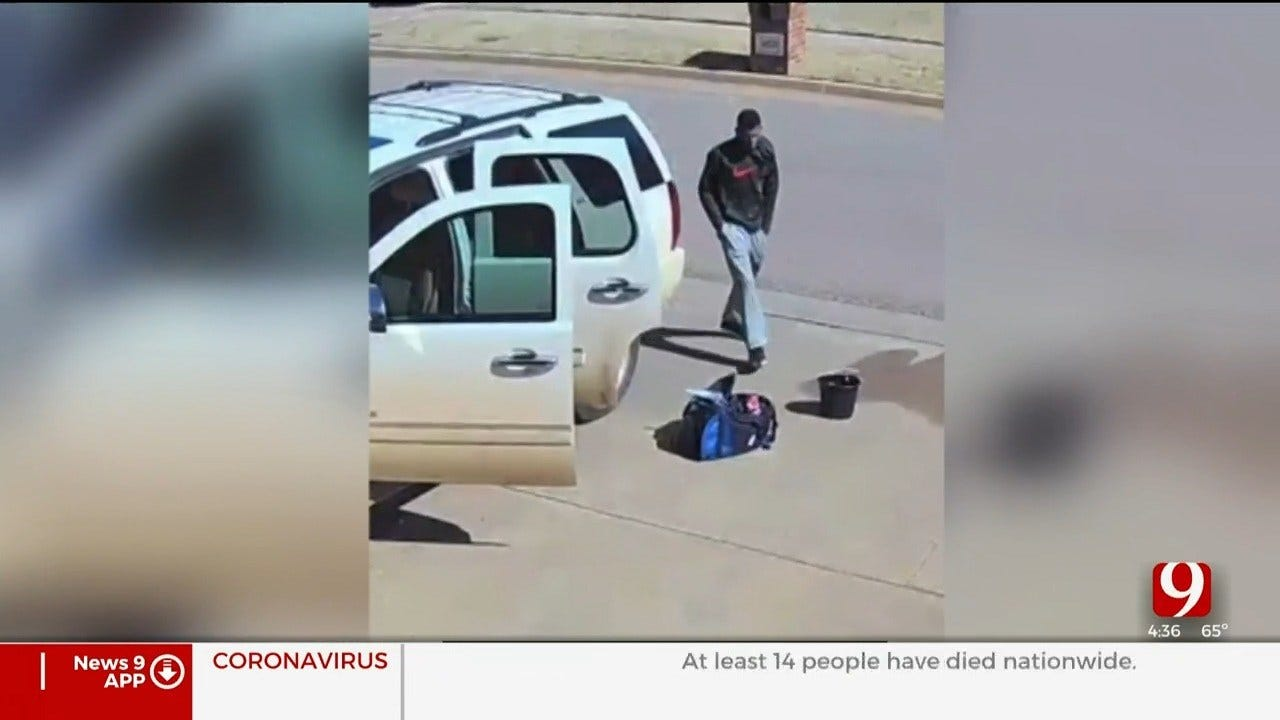 OKC Woman Says Detailer Stole Things From Her Car